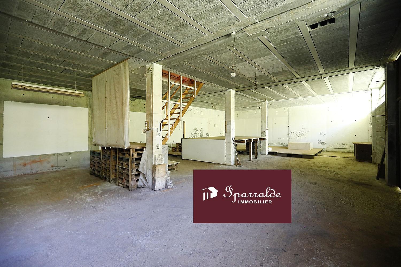 VILLA INDIVIDUAL en AHETZE (64) de tipo T5 de 150m2 con terraza, garage, un taller de 160m2 y un gran terreno de 3510m2