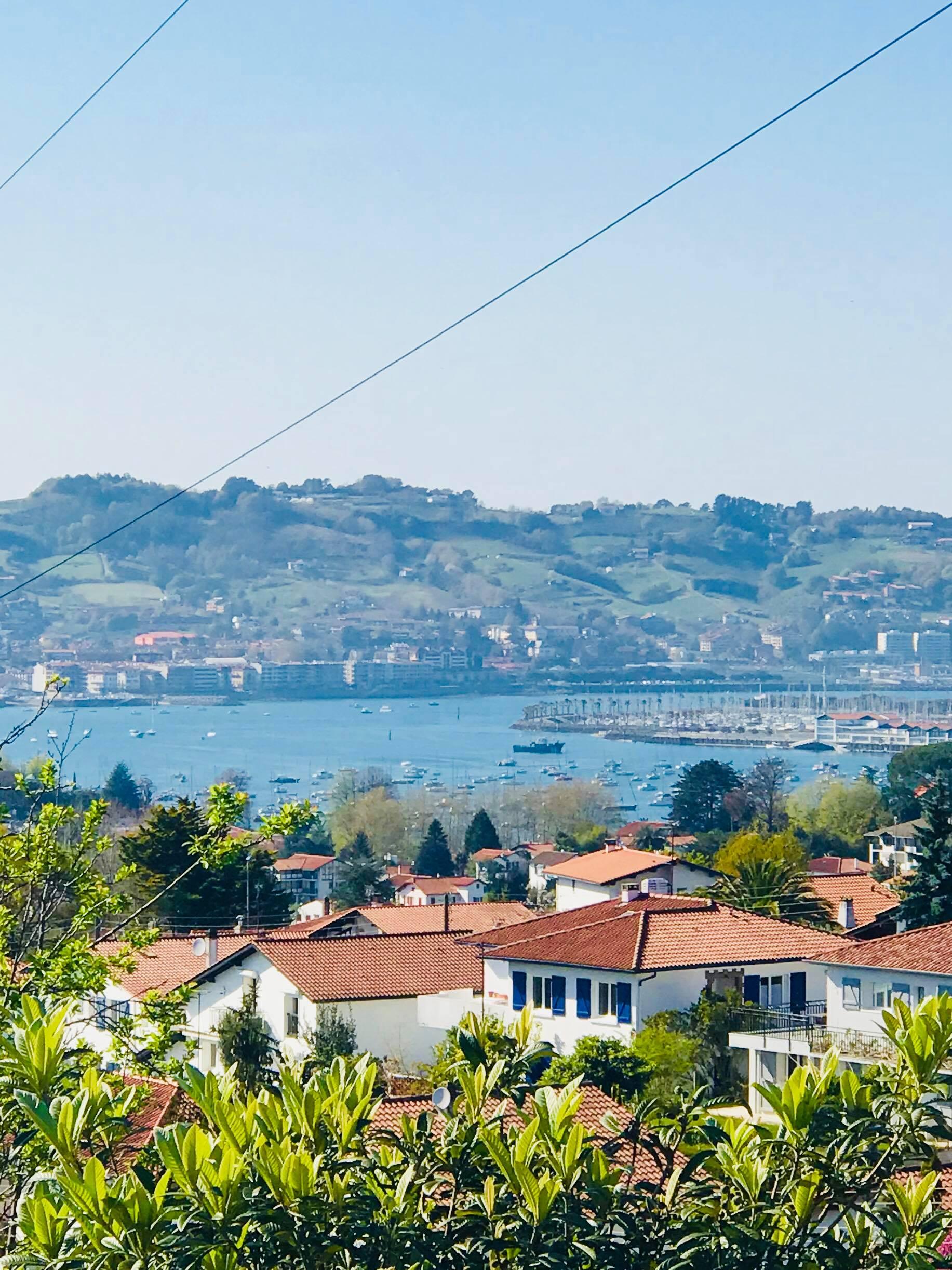 Precioso duplex de 45m2 situado entre el centro de la ciudad y la playa de Hendaia