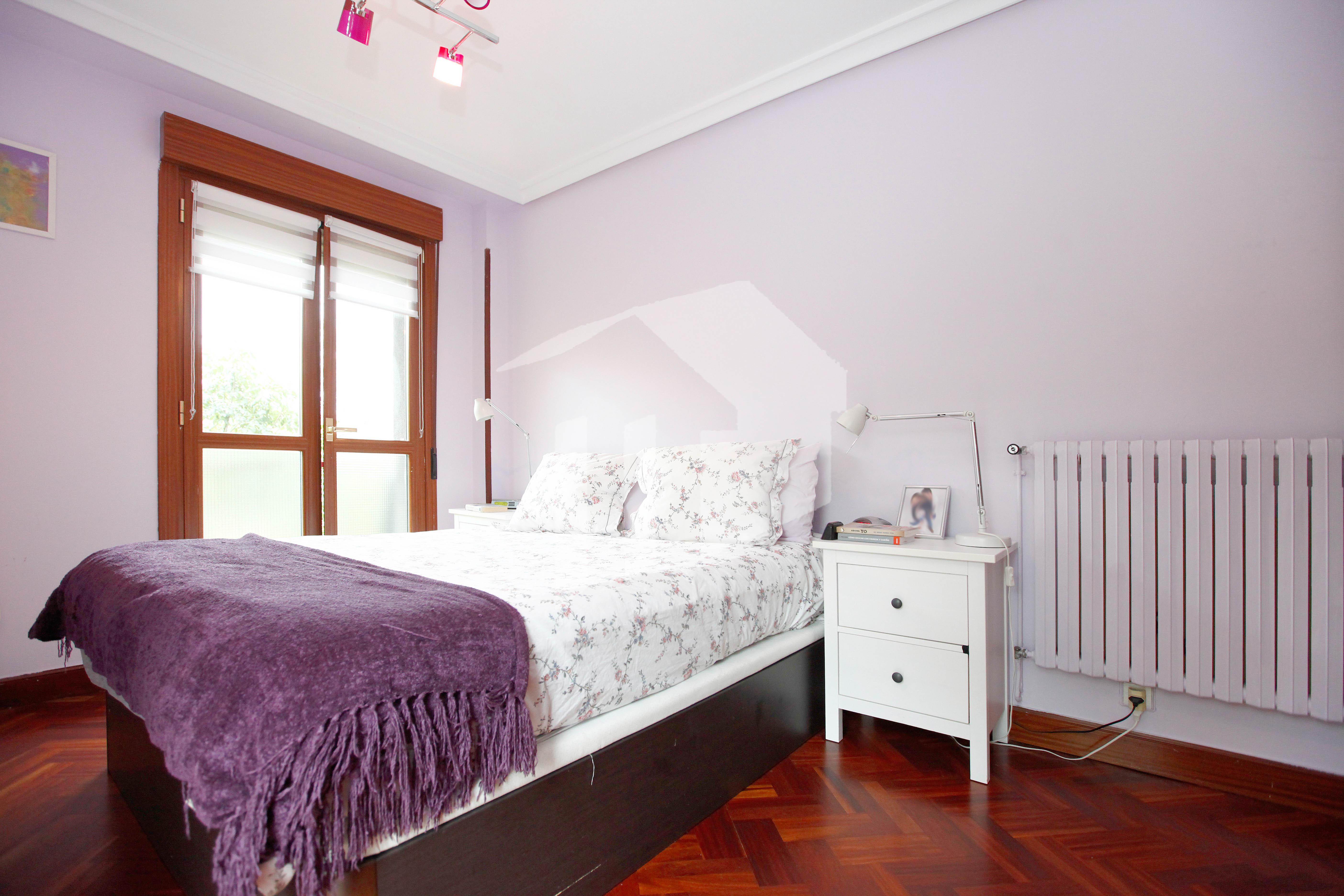 Coqueta vivienda de 71 m²,  en altura y situada en fachada despejada de Arbes con vistas abiertas a Jaizkibel