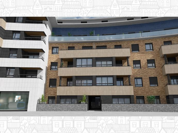 Nuevo edificio de 20 viviendas a la venta enla plaza juna vollmer de 2,3 y 4 habitaciones desde 180.000 ?+iva.