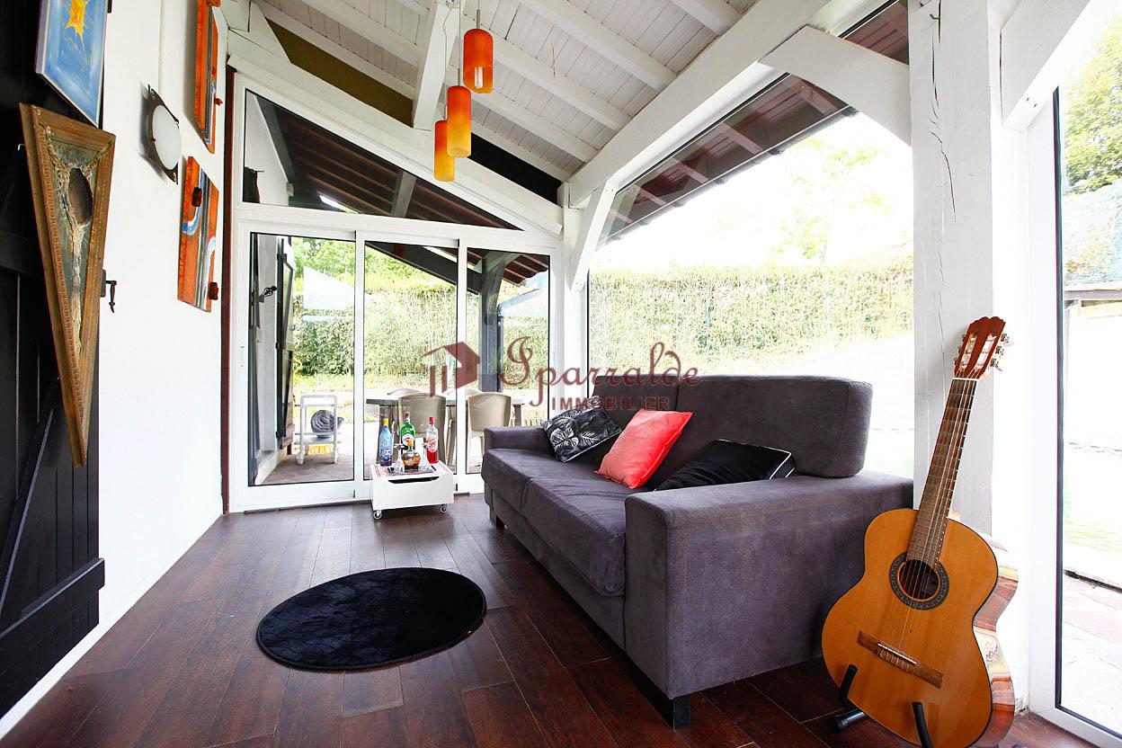 Casa individual en zona tranquila y cercana a la playa de Hendaia!