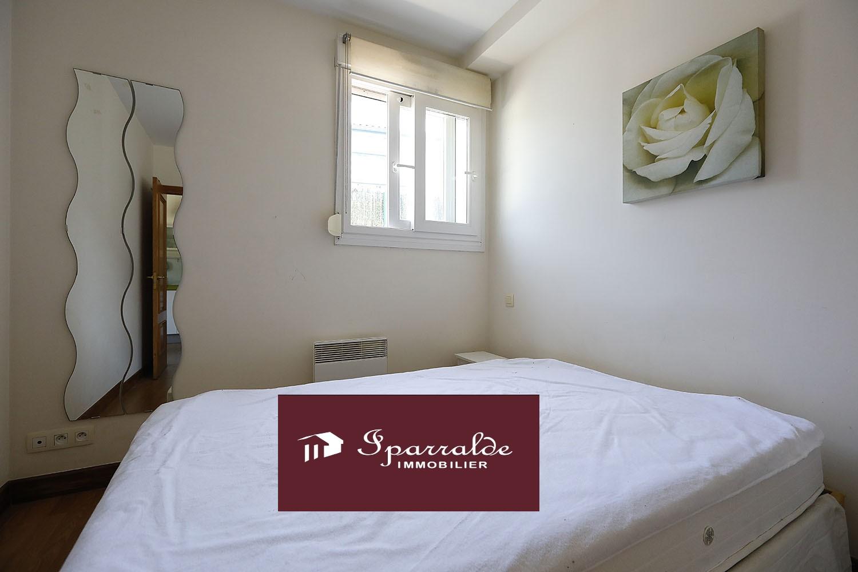 Coqueto piso de un dormitorio en Hendaya para estudiantes.