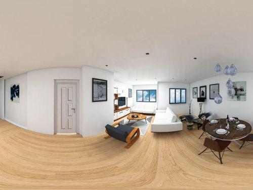 Hermoso piso de 82 m2 ubicado en pleno corazón de la Plaza San Juan, de Irún.