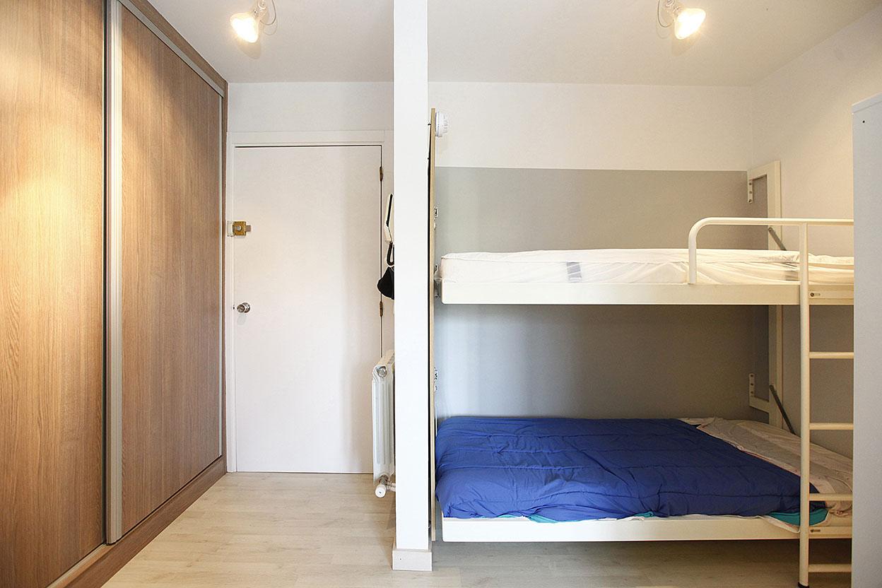 Piso de 1 habitación a dos pasos de la playa de Hendaia