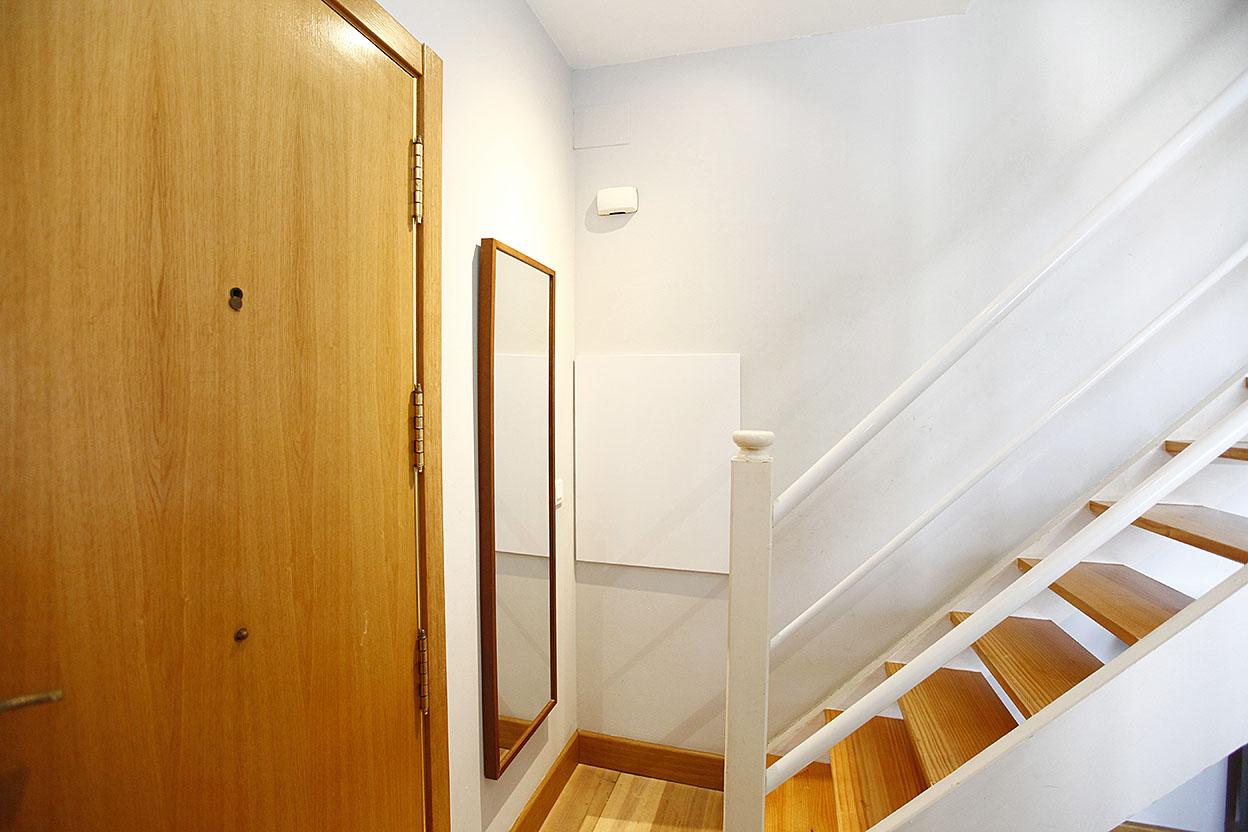 Bonito piso renovado en el centro de Hendaia