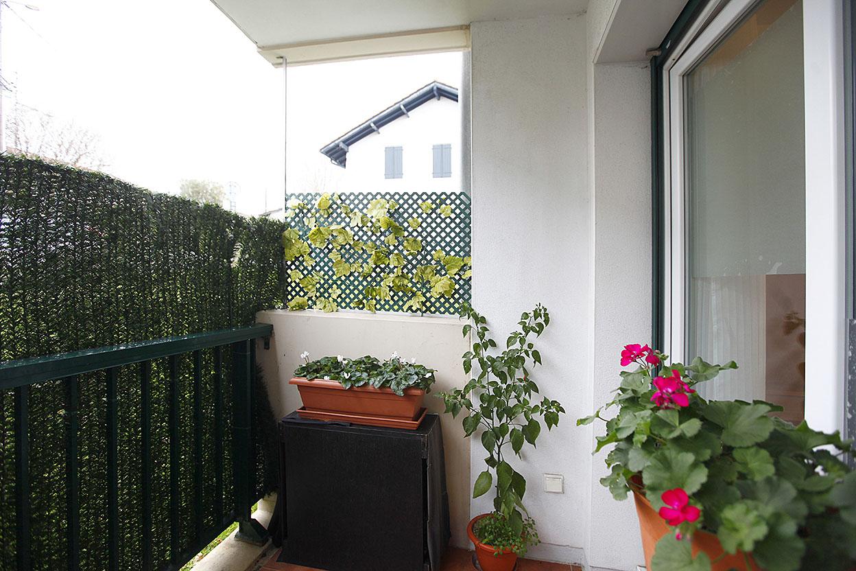 Piso con balcón en Hendaya
