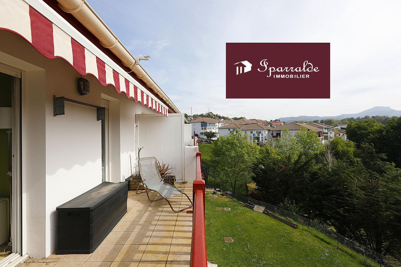 Hendaya, apatamento de 31.26m² + terraza + trastero + parking  a comprar por 189000€