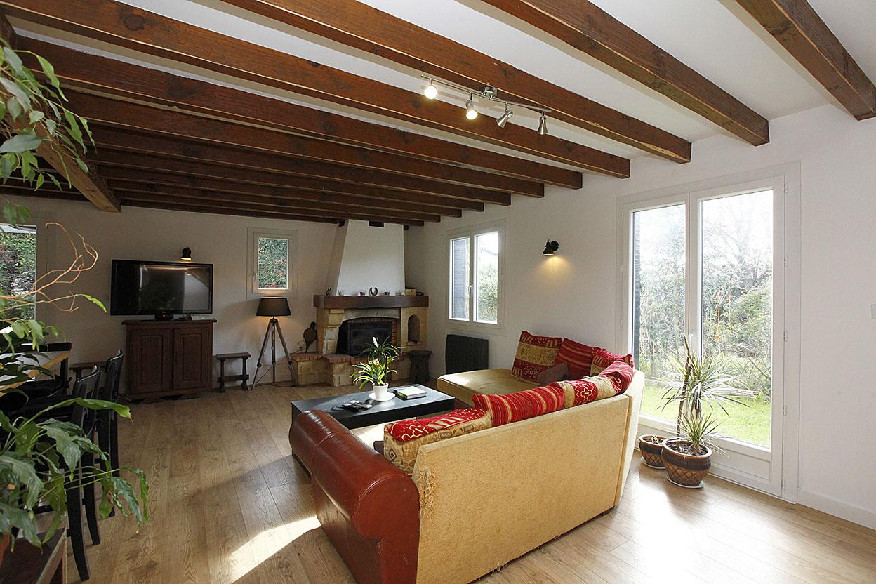 Casa de 5 habitaciones con garage