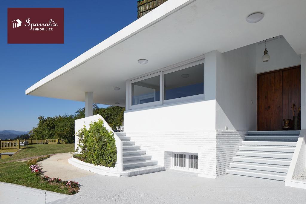 Chalet Individual con Terraza, 8 habitaciones en vente en Hondarribia, con vistas impresionantes sobre Hendaya (64)