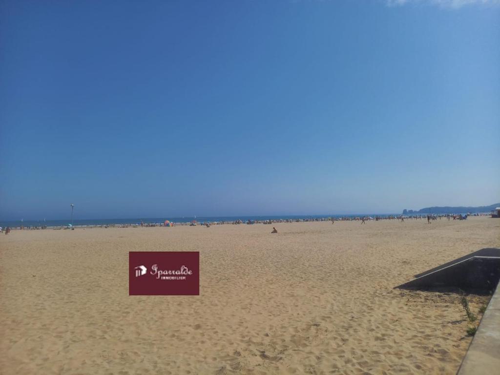 A 200m del Océano- Hendaya Playa-Beach-Plage-Ondartza