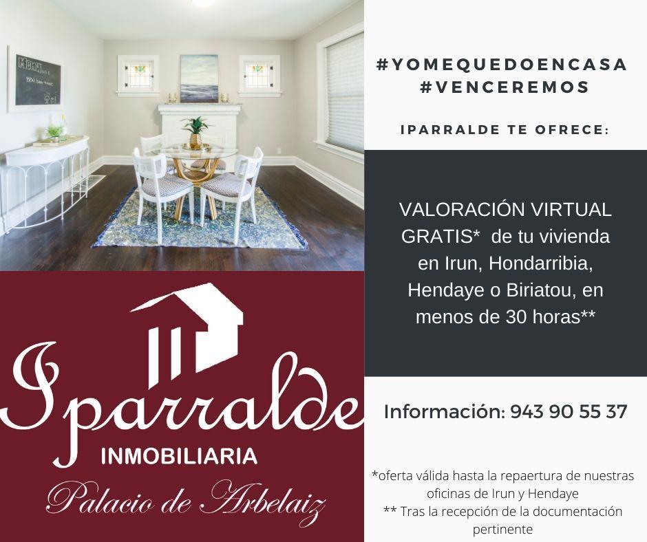Valoración virtual de tu vivienda